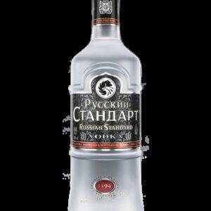 0.7L RUSSIAN STANDARD VODCA 40% VOL