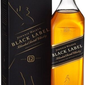 0.7L JOHN WALKER BLACK LABEL CUT WHISKY 40% VOL