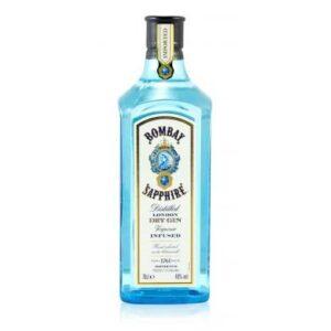 0.05L BOMBAY SAPHIRE GIN 40% VOL