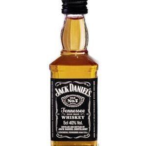 0.05L JACK DANIELS WHISKY 40% VOL